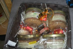 Cuisine en pot - paniers garnis