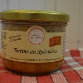Terrine au Spéculoos (260 ml / 190 g)