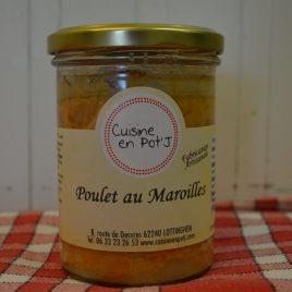 Poulet au Maroilles (435ml/400g)