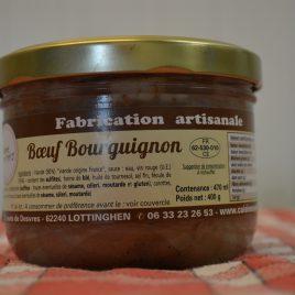 Boeuf Bourguignon (470ml/400g)