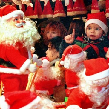 Marché de Noël à Boulogne sur Mer